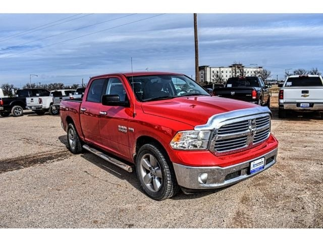 Pre-Owned 2014 Ram 1500 Lone Star