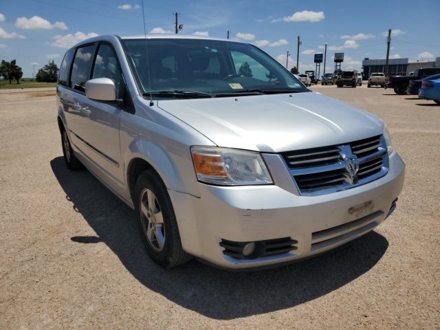 Pre-Owned 2008 Dodge Grand Caravan SXT