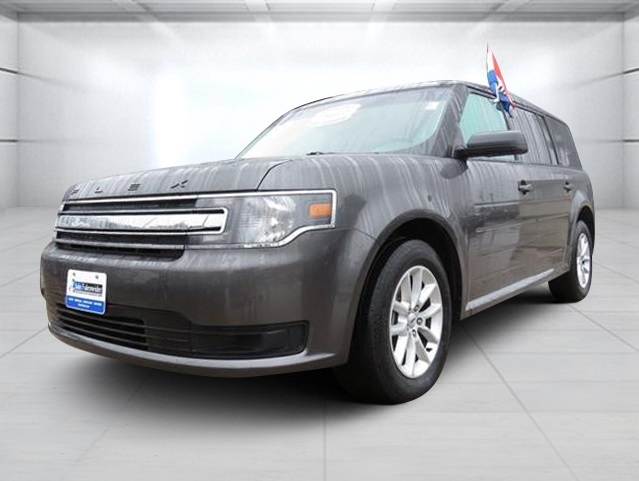 pre-owned 2017 ford flex se 4d sport utility in beeville #kba08950a