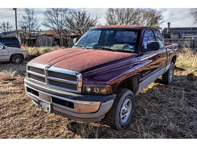 Pre-Owned 2000 Dodge Ram 1500 ST