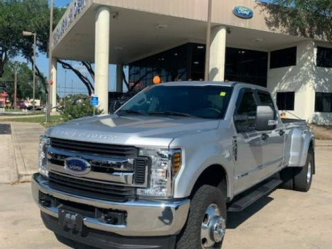 Pre-Owned 2018 Ford F-350SD XL 4WD