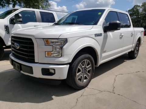 Pre-Owned 2015 Ford F-150 XLT RWD 4D SuperCrew