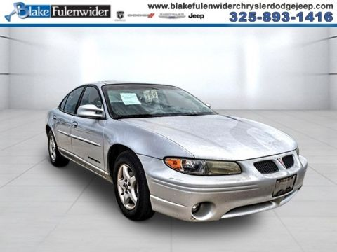 pre owned 2001 pontiac grand prix se fwd 4d sedan blake fulenwider ram chrysler dodge jeep