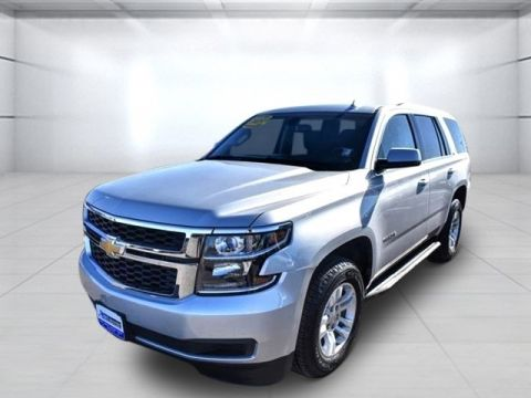 Pre-Owned 2015 Chevrolet Tahoe LS 4WD