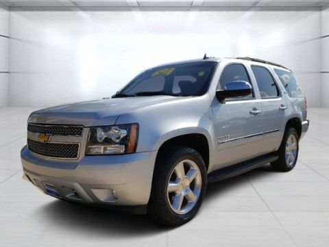 Pre-Owned 2013 Chevrolet Tahoe LTZ With Navigation & 4WD