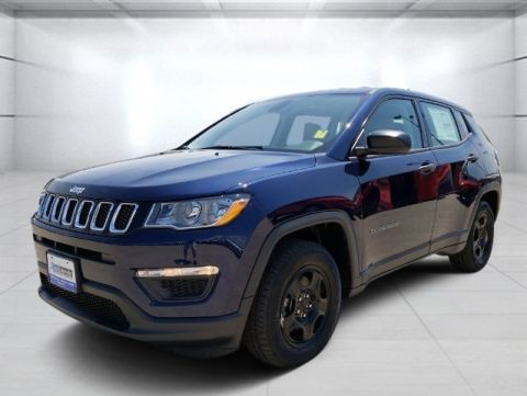 2020 JEEP Compass Sport