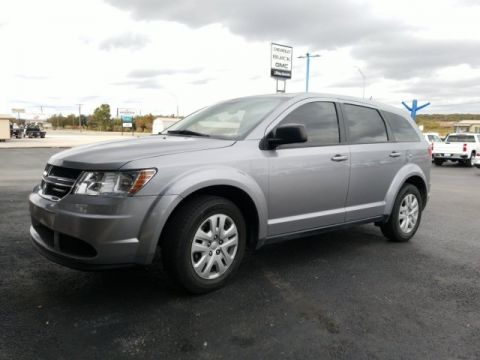 Pre-Owned 2015 Dodge Journey AVP FWD 4D Sport Utility