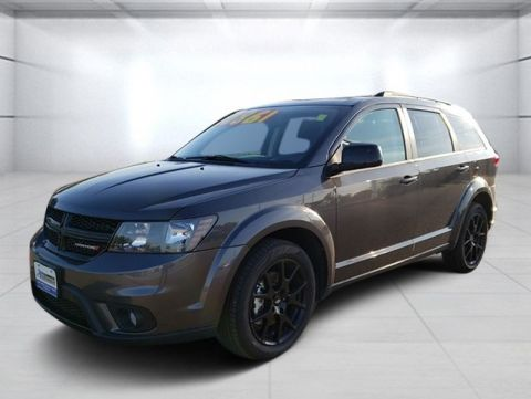 Pre-Owned 2019 Dodge Journey SE FWD 4D Sport Utility