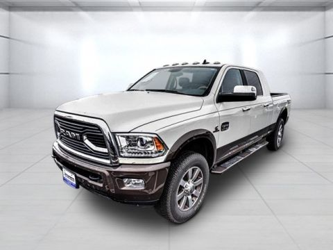 Pre-Owned 2018 Ram 2500 Laramie Longhorn With Navigation & 4WD