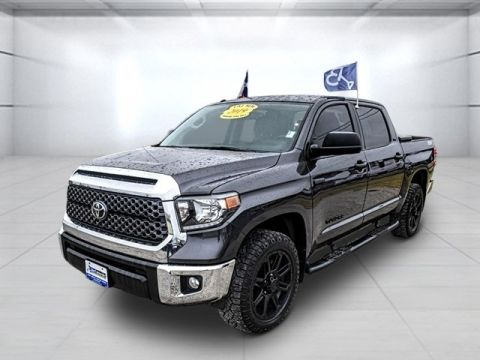 Pre-Owned 2019 Toyota Tundra SR5 4WD