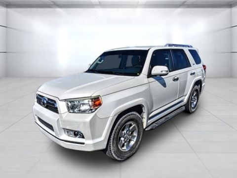 Pre-Owned 2012 Toyota 4Runner SR5 RWD 4D Sport Utility