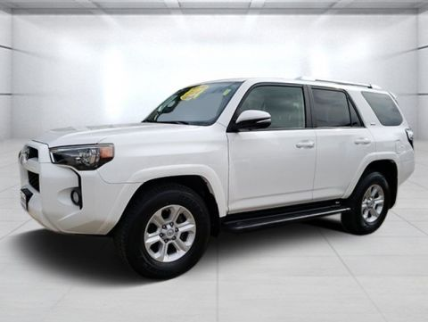 Pre-Owned 2014 Toyota 4Runner SR5 RWD 4D Sport Utility